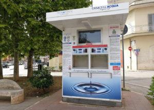 casa dell'acqua tecnofonte