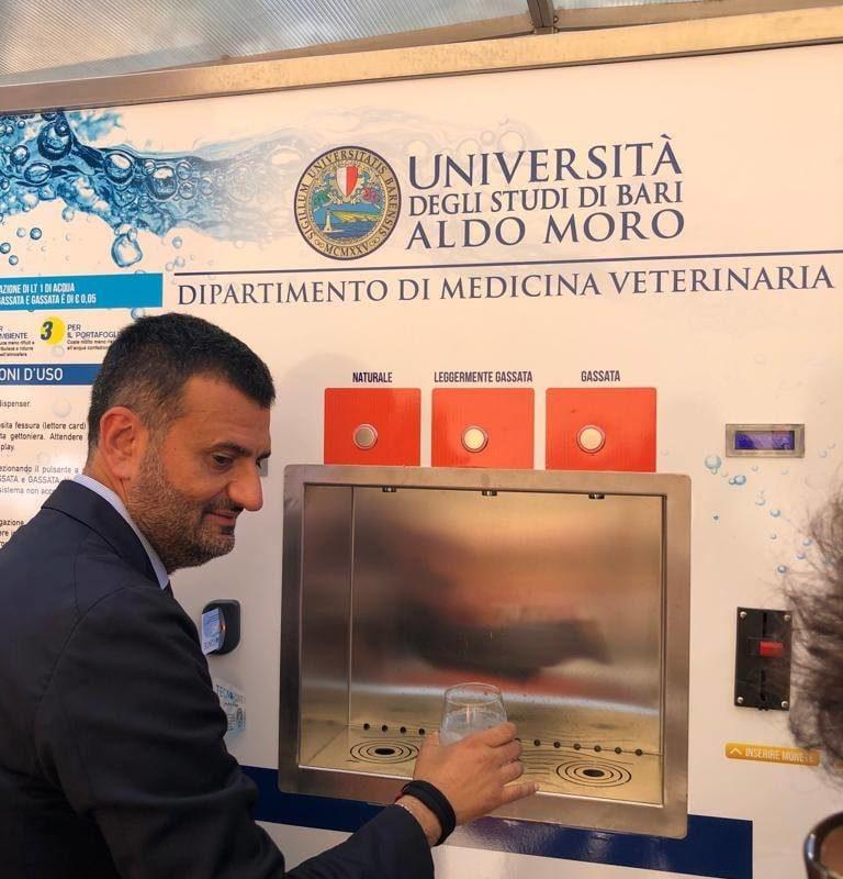 Valenzano – Dipartimento di Medicina Veterinaria